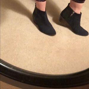 Madewell booties!